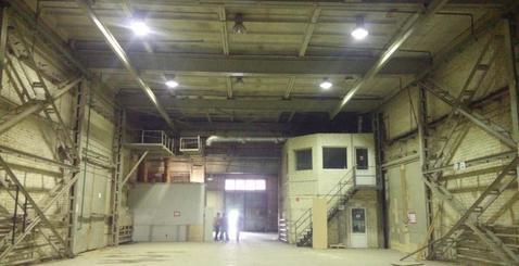 Складское отапливаемое помещение 1470 м2 в ВАО Москвы, Амурская 7с1 - Фото 5