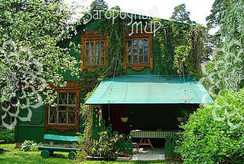 Часть дома. Ярославское ш, 7 км от МКАД, Мытищи. - Фото 1