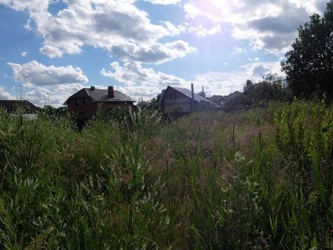 Участок 6 сот. , Щелковское ш, 15 км. от МКАД. - Фото 3