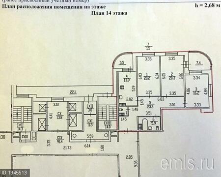 Итальянская квартира в Московском районе - Фото 1