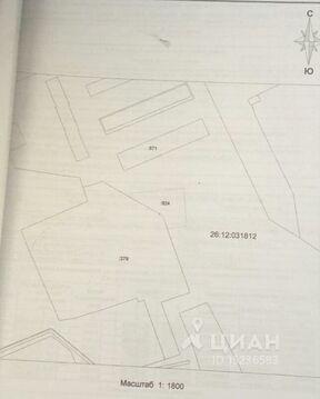 Продажа участка, Ставрополь, Ул. Биологическая - Фото 1