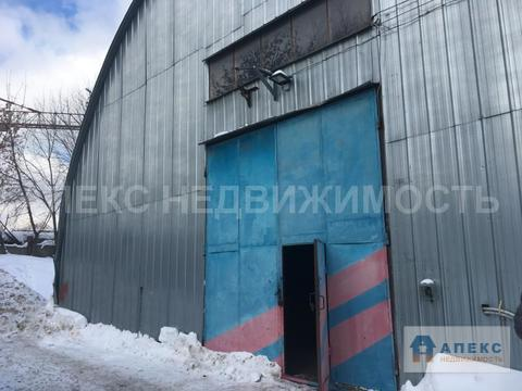 Аренда помещения пл. 365 м2 под склад, производство м. Кожуховская в . - Фото 1