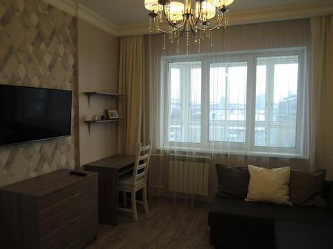 Современная однокомнатная квартира в Центральном районе г. Кемерово - Фото 2