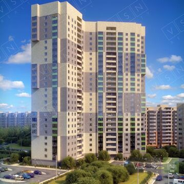 Продается квартира г.Мытищи, Ярославское шоссе - Фото 4