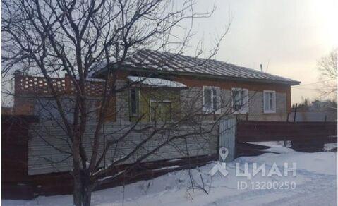 Продажа дома, Тополево, Хабаровский район, Ул. Центральная - Фото 1