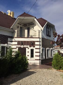 Дом в пос. Рабочий, 220 кв.м, ул. Первомайская - Фото 2