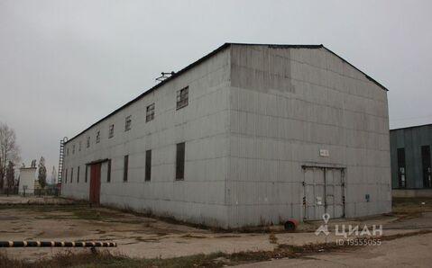 Продажа склада, Ютазинский район - Фото 2