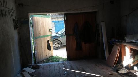 Двухъярусный кирпичный гараж 22,5 кв.м. в городе кимры - Фото 3