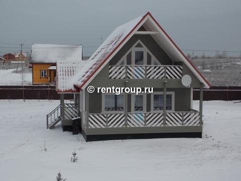 Аренда дома посуточно, Городище, Переславский район - Фото 1