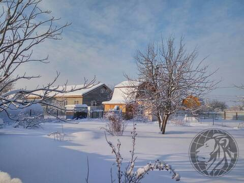 Участок 6 соток, СНТ Модуль для пост. проживания, Климовск, Подольск - Фото 1