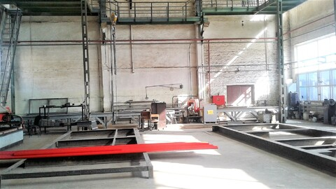 Производственное помещение в Красном селе 450м2 - Фото 2