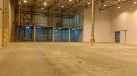 Сдам складское помещение 3770 кв.м, м. Купчино - Фото 3