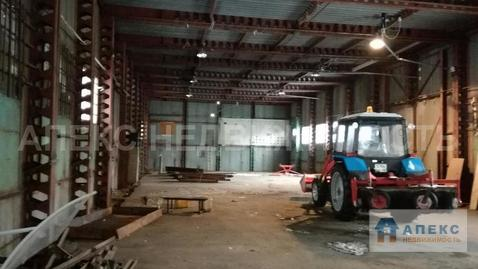 Аренда помещения пл. 458 м2 под склад, автосервис, производство Мытищи . - Фото 1