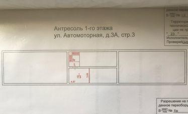 Аренда псн, м. Коптево, Ул. Автомоторная - Фото 1