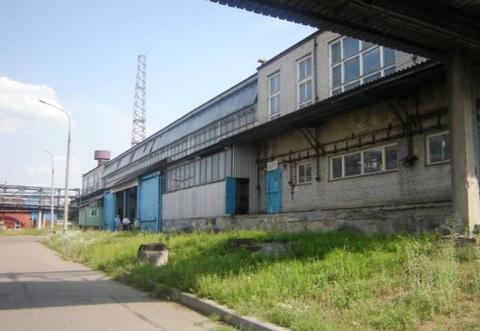 Производственно-складской комплекс 13637 кв.м. - Фото 5