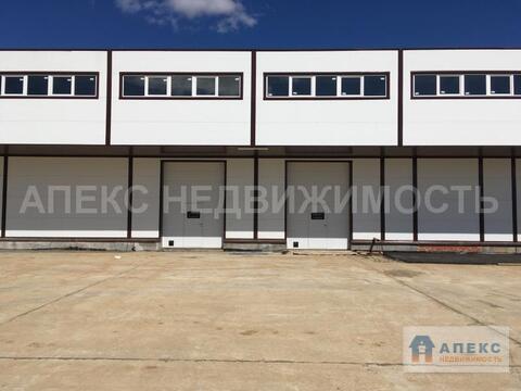 Аренда помещения пл. 500 м2 под склад, производство, Видное Каширское . - Фото 3