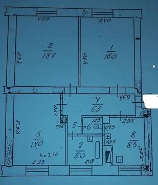 Комната 16 кв.м. в Орехов-Зуево МО - Фото 1