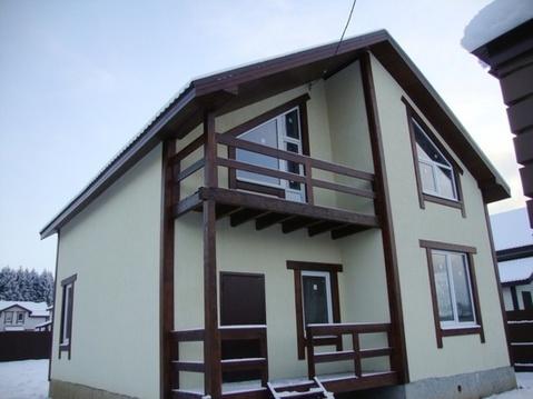 Продаётся новый коттедж 157 кв.м в пос. Подосинки - 35 км. от МКАД . - Фото 5