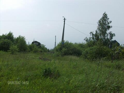 Русское поле СНТ участок 6 соток Ясногорский район Тульская область - Фото 3