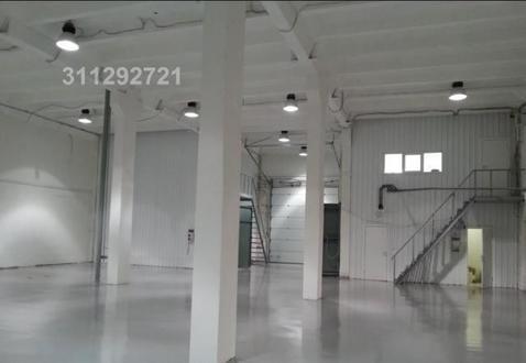 Теплый склад под производство на бывшем заводе «Компрессор», пропуск - Фото 1