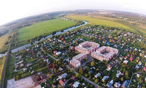1к квартира 39 кв.м. Звенигород, мкр-н Шихово, малоэтажка - Фото 1