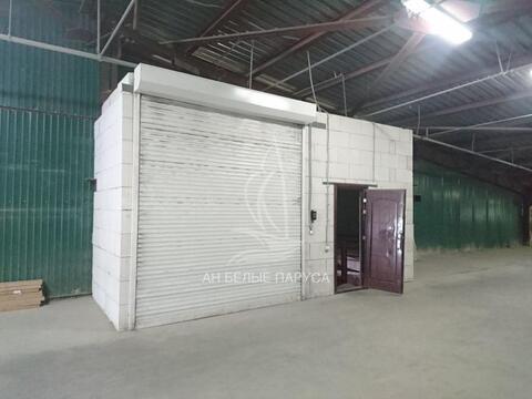 Теплый склад 405 м2 в г. Щербинка - Фото 4