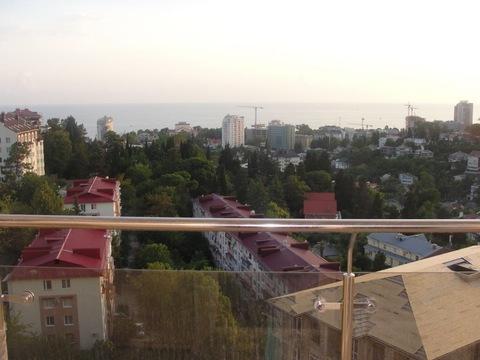 Продам 2 ком. в Сочи с ремонтом и шикарным видом на море - Фото 2