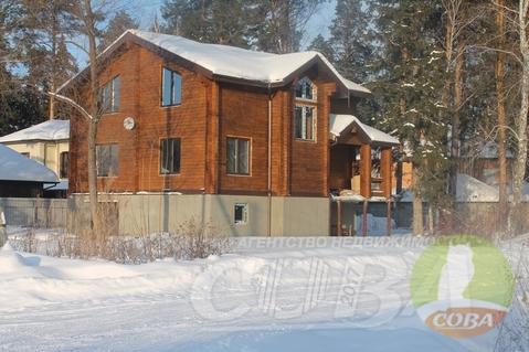 Продажа дома, Перевалово, Тюменский район - Фото 1