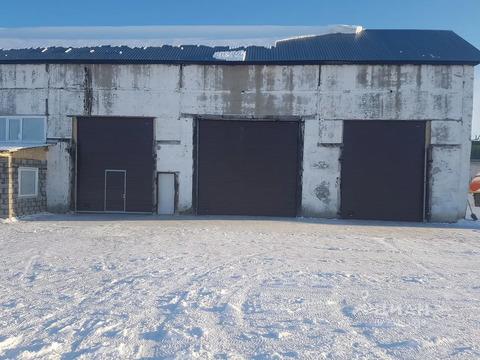 Гараж в Тюменская область, Тобольск бси-2 тер, 1-й кв-л, (324.0 м) - Фото 1