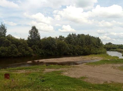 Продам участок в живописном месте у реки ИЖС Терентьево - Фото 2