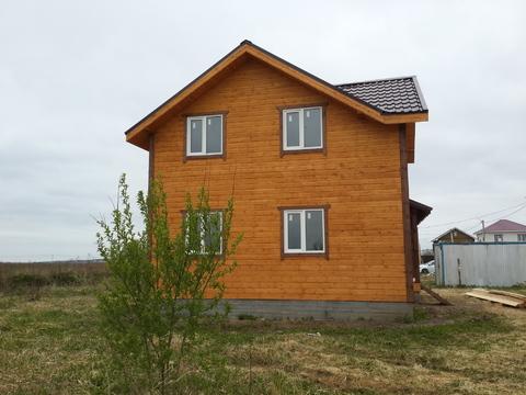 Продается деревянный каркасный дом под ключ кп Кузнецовское подворье, - Фото 2