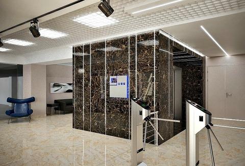 Сдаётся в БЦ помещение 600кв.м. на 2-м этаже - Фото 2