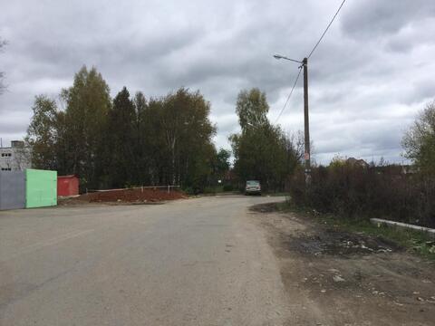 10 соток в Чеховском районе д.Крюково - Фото 1