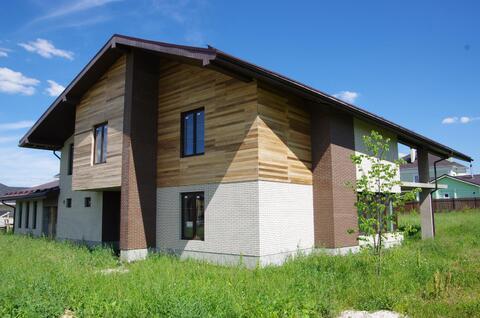 Дом 430 кв. м. на уч. 20 сот, д. Крекшино, окп - Фото 2