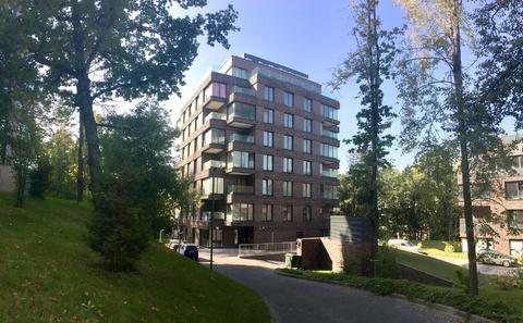 """Статусный ЖК """"Парк Рублево"""". Квартира без отделки 152 м2 - Фото 2"""