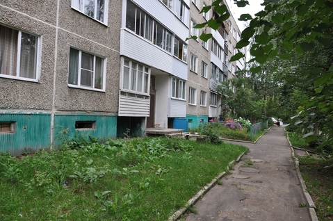 1-шка 34 кв.м. 4/5 пан.дома, Киржач, Прибрежный д.9 - Фото 2