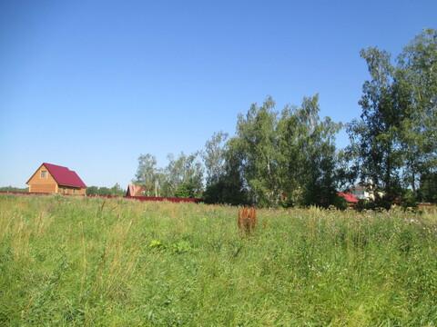 Участок, Ярославское ш, 46 км от МКАД, Папертники д. Ярославское . - Фото 3