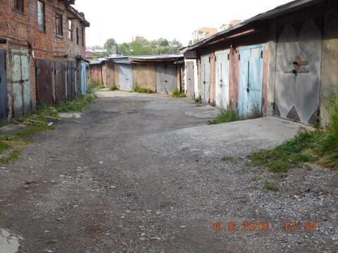 Продажа гаража, Иркутск, Байкальская 202/2 - Фото 1