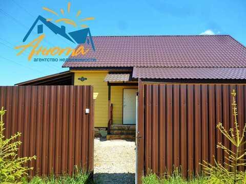Уютный теплый дом в деревне Верховье Жуковского района для круглогод - Фото 5
