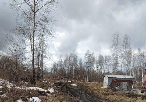Продам участок 9.81 соток, ИЖС, Полякова ул, 878, Новосибирск г, 50. - Фото 5