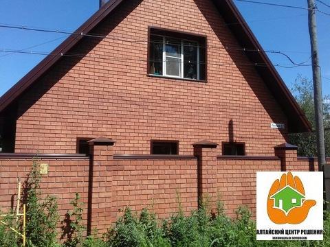 Продаю отличный дом в центре города Барнаула - Фото 1