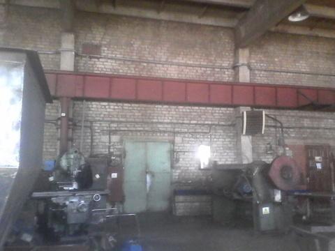 Производственное помещение, 750 кв.м, 117 т.р. - Фото 5