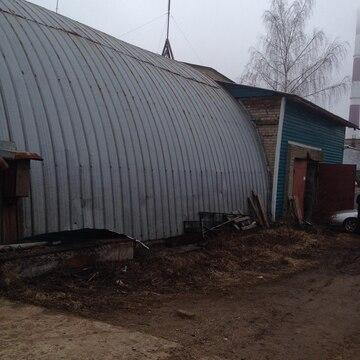 Сдается база ангар 500 кв.м. + действующее сто + земельный участок - Фото 1