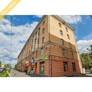 Продажа 1-к квартиры на 2/5 этаже на пр-кте Ленина, д. 35 - Фото 1