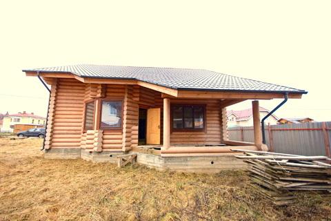 Добротный дом из оцилиндрованного бруса - Фото 5