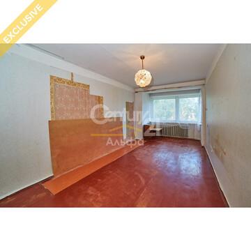 Продажа 2-к квартиры на 3/5 этаже на Октябрьском пр, д. 63 - Фото 1