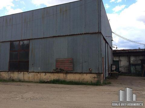 Аренда складских/производственных помещений 960 кв.м, д. Митькино - Фото 3