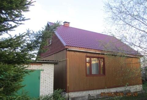 Дом с Газом, Печка, 18 соток, д. Афанасьево - Фото 5