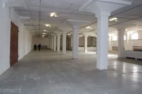 Помещение под склад от кв.м, Челябинск - Фото 1