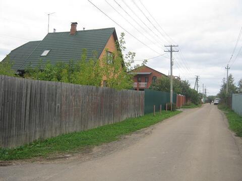 Участок 8 соток в деревне Осташково Мытищинского района - Фото 5